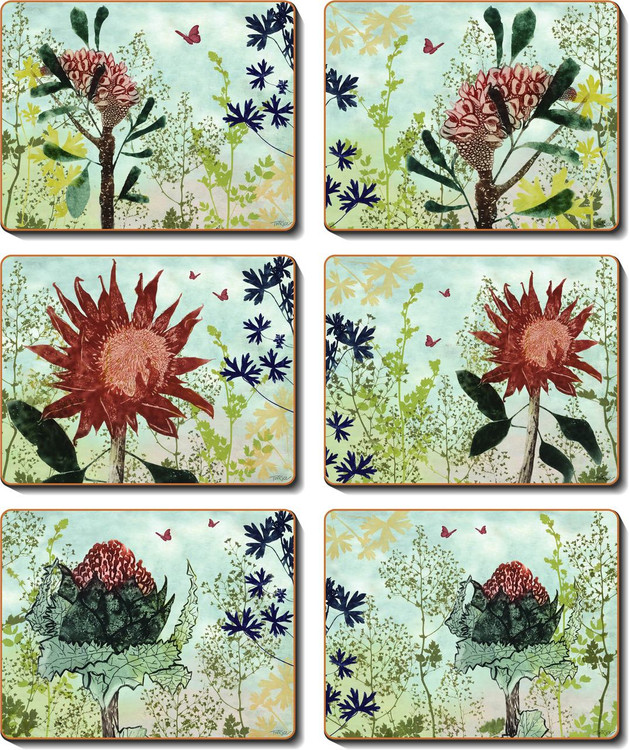 Flourish Coasters