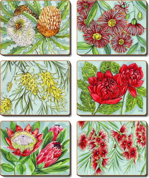 Bush Blooms Placemats