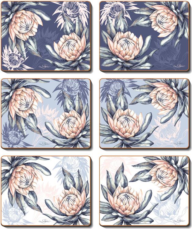 Protea Placemats