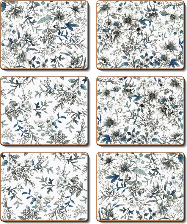 Umbria Blue Placemats