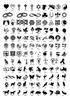 Symbol Options - Click Link in Product Description to See Large Image