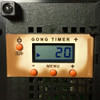 Reiki Timer Controls - located on the bottom of the timer