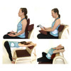 Infinity Chair used for relaxation, reading, and stretching