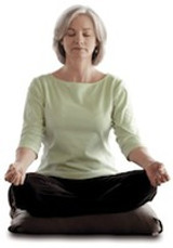 Knee and Hip Pain During Sitting Meditation