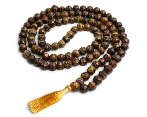 Bodhi Seed Meditation Mala Prayer Beads