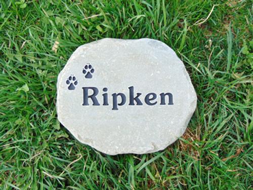 Small Garden Stone
