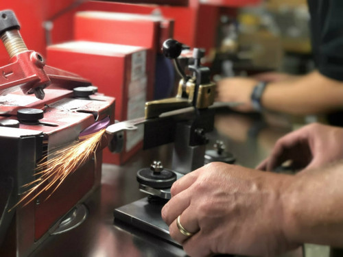Precision Skate Sharpening for more than 25 years