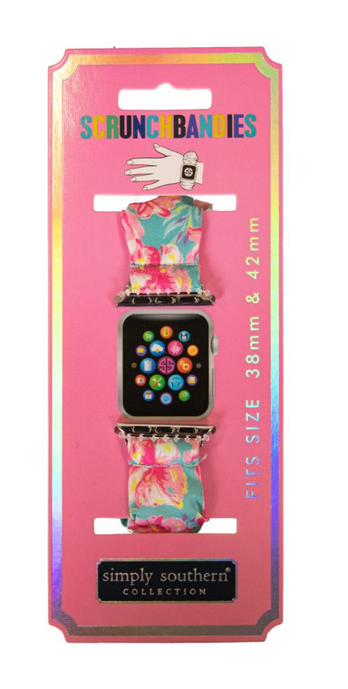 Simply Southern Scrunchie Bandie Watch Band