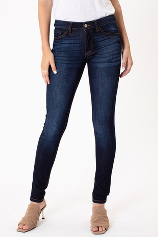 Nellie Distressed Kan Can Jeans