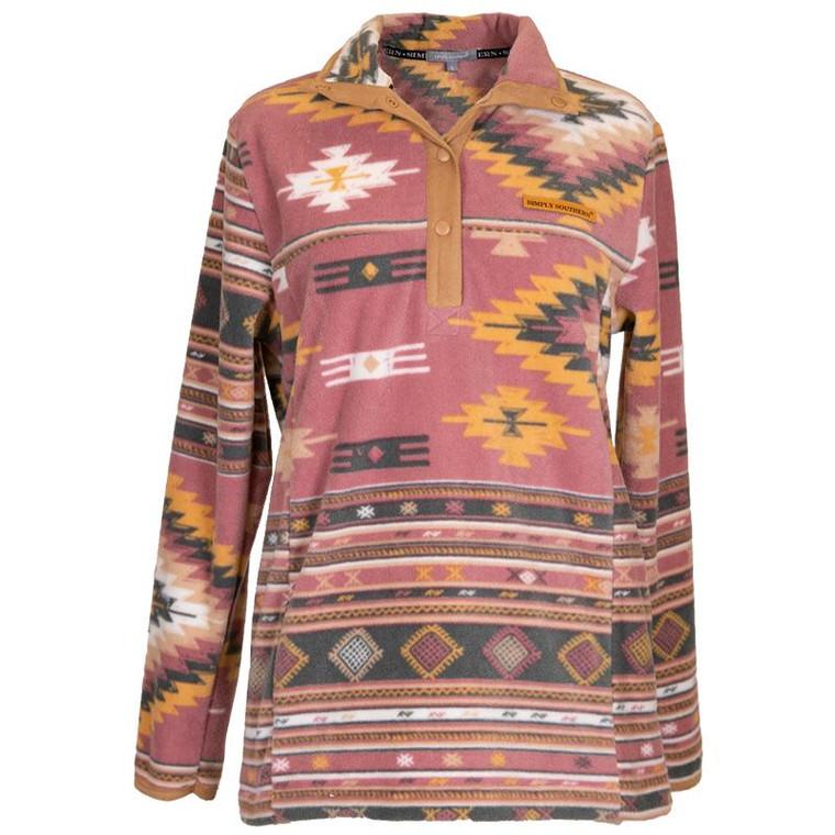Simply Southern Simply Fleece - Aztec