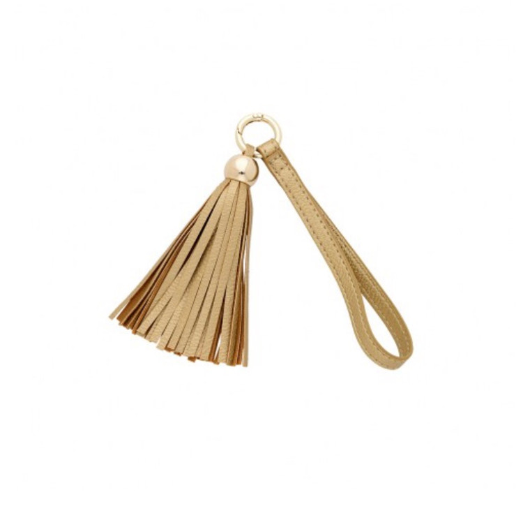 Tassel Key Accessory - GOLD