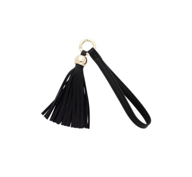 Tassel Key Accessory - BLACK