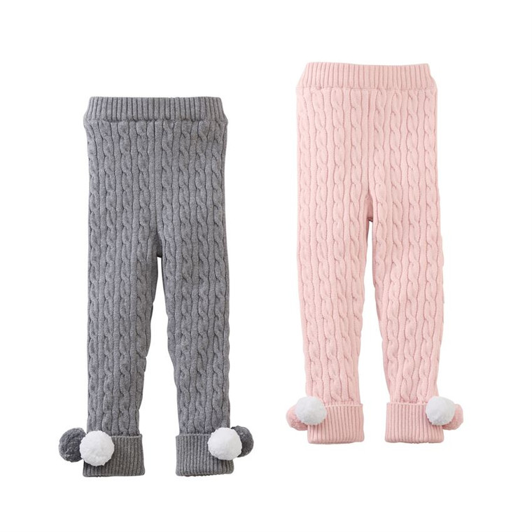 Mud Pie Cable Knit Leggings
