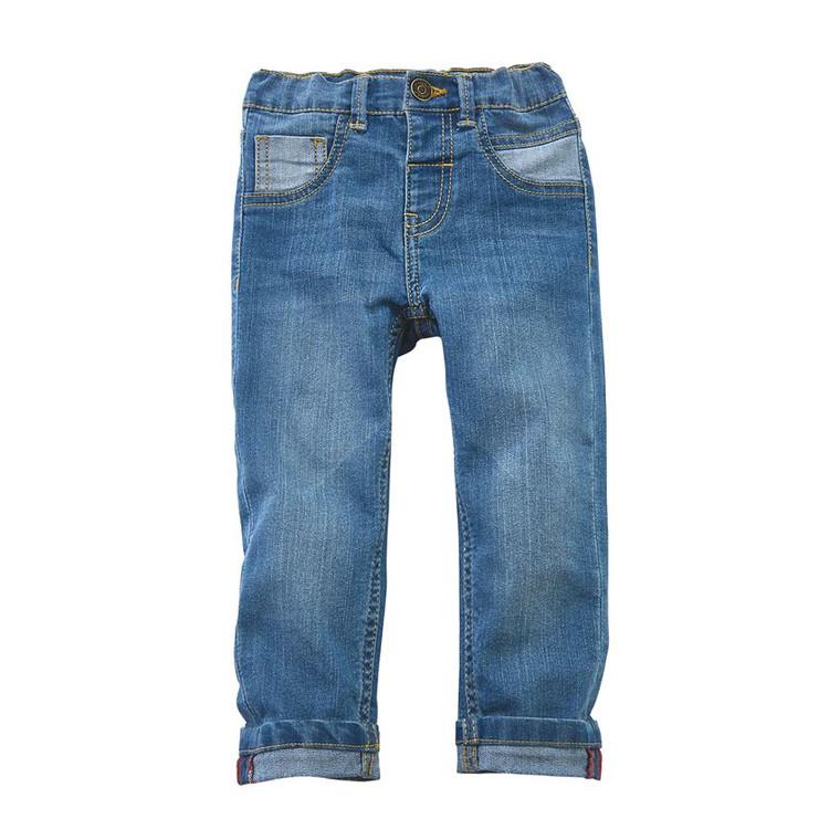 Mud Pie Hipster Slim Fit Boy Jeans