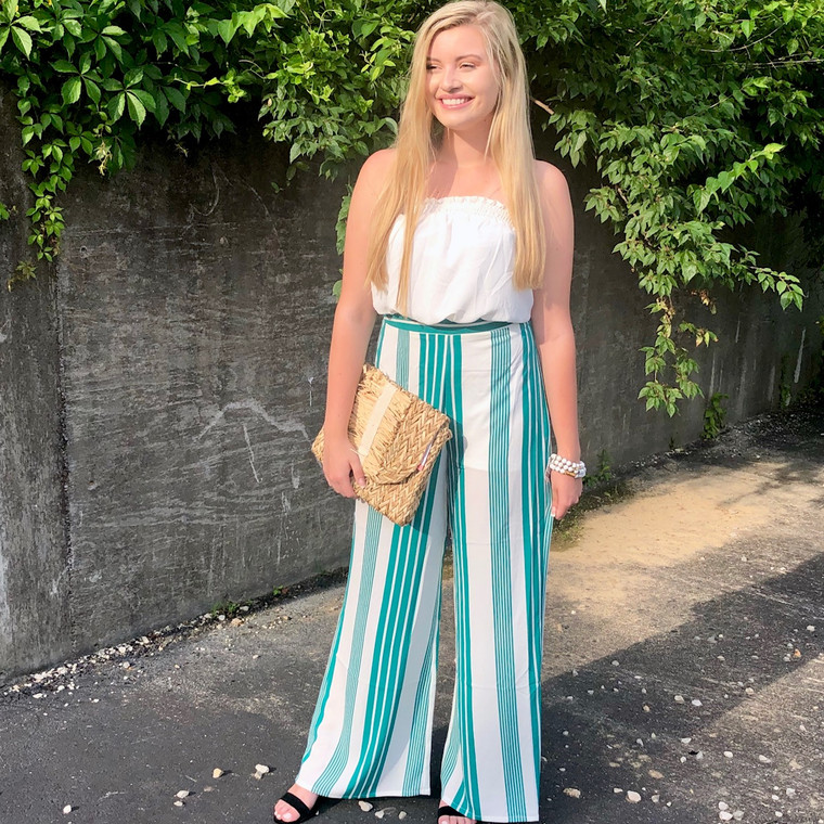 Seas The Day Jumpsuit