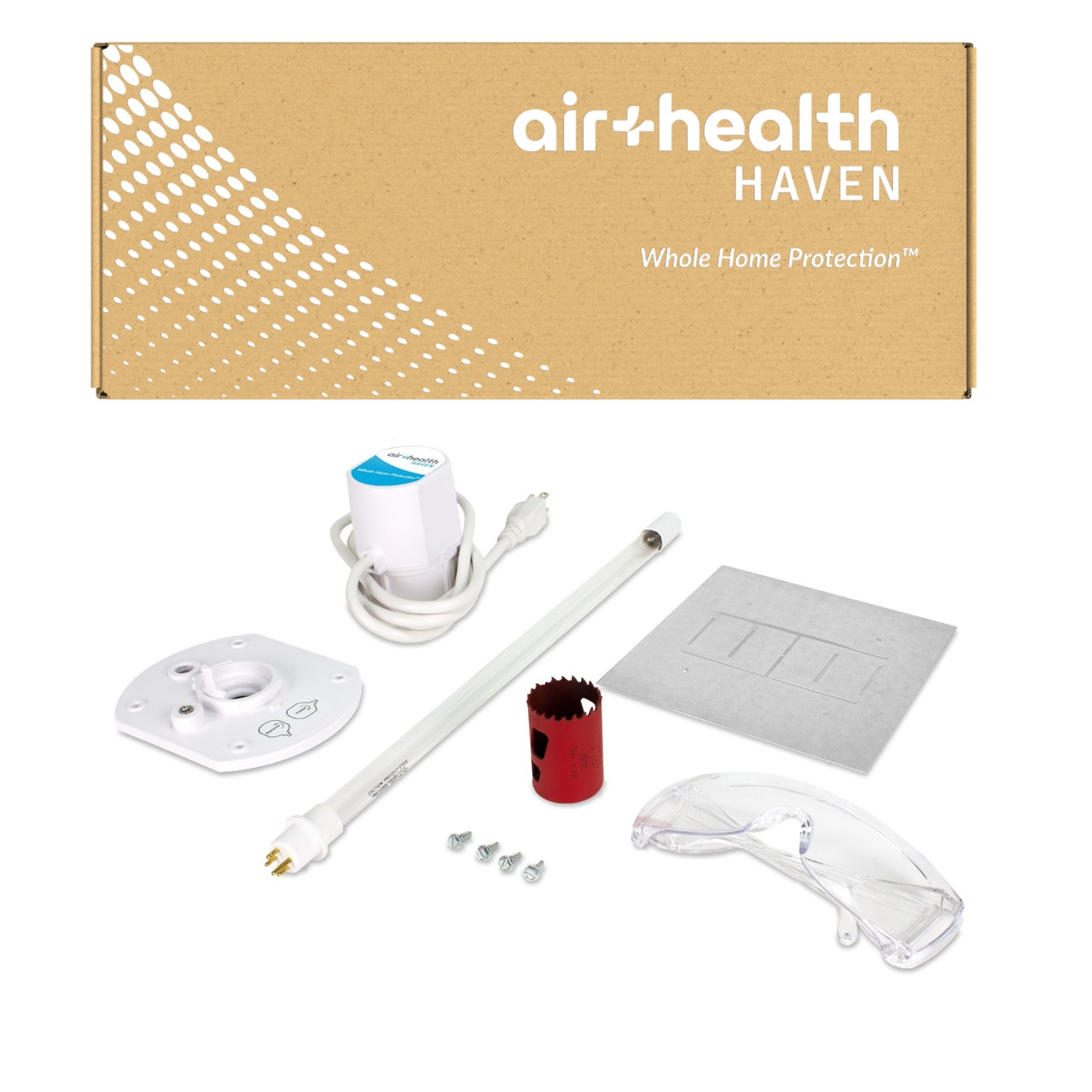 Haven Whole House Air Purifier Kit