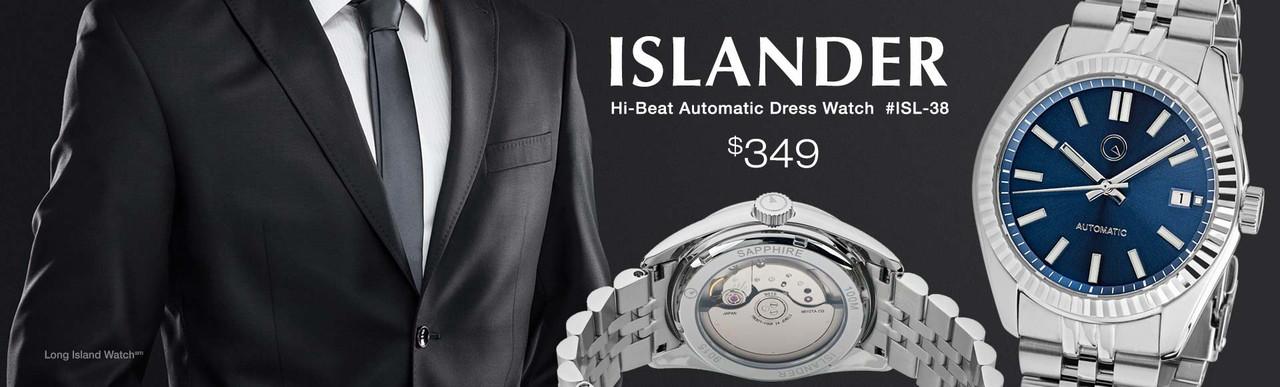 Islander Dress Watch