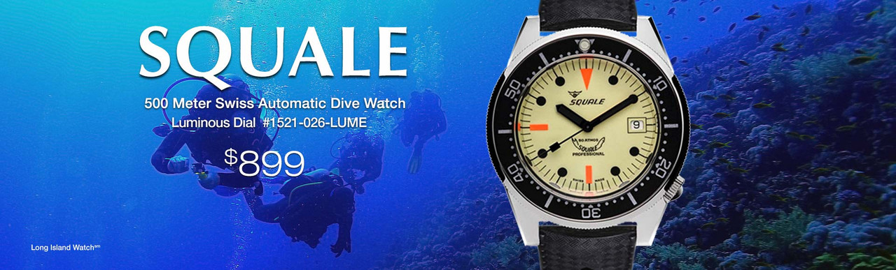 Squale Dive Watch