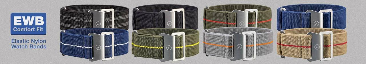EWB elastic watch bands