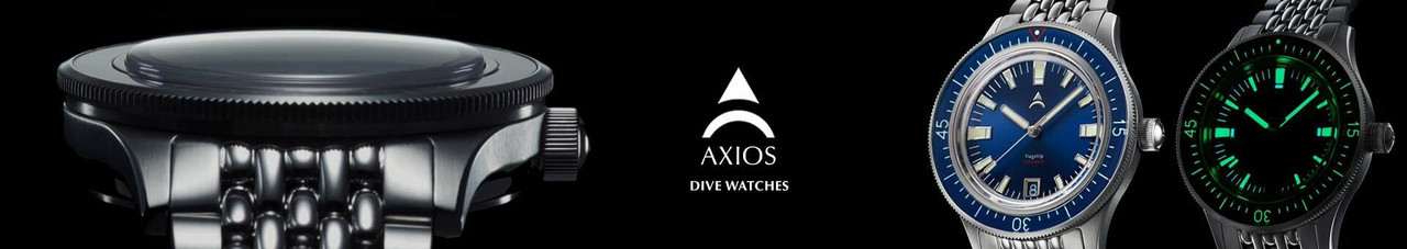 Axios Dive Watches