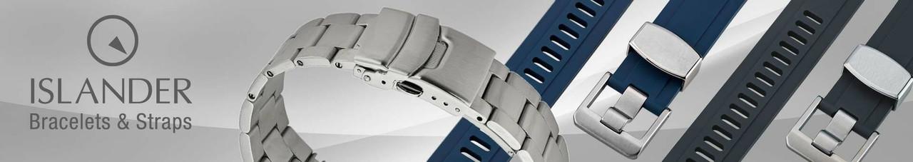 Islander Watch Bracelets