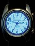 Bertucci A-2SEL Field Watch with Dual Lighting System For White Dial #22025