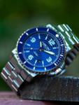 Lum-Tec 43mm Swiss Automatic, Anti-Magnetic 350 meter Dive Watch #350M-2