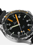 Laco Squad Mojave 300 Meter Dive Watch with a Double-Domed AR Sapphire Crystal #862109