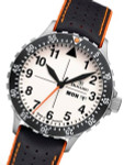 Damasko Swiss ETA Automatic with a Rotating 60-minute Bezel and Stainless Steel Case #DA43