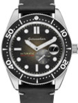 Spinnaker Croft Automatic Sports Watch with 43mm Case and Black Dial #SP-5058-03