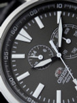Orient 21-Jewel Automatic Field Watch with 24-Hour Sub-Dial #ET0N002K