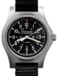 Marathon Mechanical Hand Winding General Purpose Watch with Tritium Illumination #WW194003SS