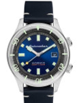 Spinnaker Bradner 42m Vintage-Style Automatic Sport Watch with a Luminous Bezel #SP-5062-03