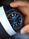 Formex Essence Leggera Swiss Automatic Chronometer with Electric Blue Dial #0330-4-6339-844