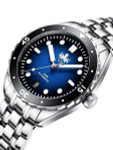 PHOIBOS Eagle Ray 300-Meter Automatic Dive Watch with Double Dome AR Sapphire Crystal #PY025B