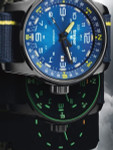 Traser P68 Pathfinder Swiss Automatic Watch with Compass, AR Sapphire Crystal #107719