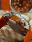 Ocean Crawler 600-Meter Paladino WaveMaker Swiss Automatic Dive Watch with Inner Rotating Bezel #1331