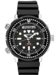 "Seiko ""Arnie"" Prospex Tuna Dive Watch with Solar Movement and 47.5mm Case #SNJ025"