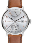 Graf Zeppelin LZ129 Hindenburg Automatic Watch with Power Reserve #7062-5