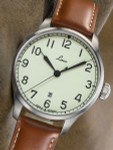 Laco Valencia Automatic Luminous Dial Watch with Sapphire Crystal #861651