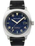Spinnaker Hull Automatic Sports Watch with 42mm Case and Blue Textured Dial #SP-5071-02