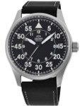 Orient 22-Jewel Automatic Watch with Hand Winding and Hacking #RA-AC0H03B10A