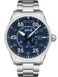 AVI-8 Spitfire Type 300 Edition, 21-Jewel Automatic Pilot Watch, AR Sapphire Crystal #AV-4073-11