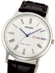 Orient Capital 2 Quartz Analog Dress Watch with Day and Date #UG1R009W