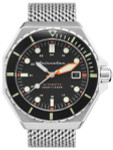 Spinnaker Dumas Automatic 300 Meter Dive Watch with Stainless Steel Mesh Bracelet #SP-5081-11