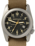 Bertucci A-2T Titanium Watch with 10-Year Lithium Battery #12700