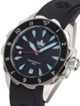 PHOIBOS Sea Nymph 300-Meter Swiss Quartz Dive Watch with Double-Dome Sapphire Crystal #PX021C