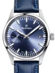 Damasko High-Beat Mechanical (Hand Wind) Watch with an Sunburst Blue Dial Dial #DK105-B