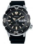 Seiko 2019 Monster Automatic with new Case and Bezel Design #SRPD27