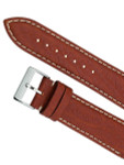Aviator Distressed Light Brown Leather with Heavy Padding, Waterproof #RA-62010